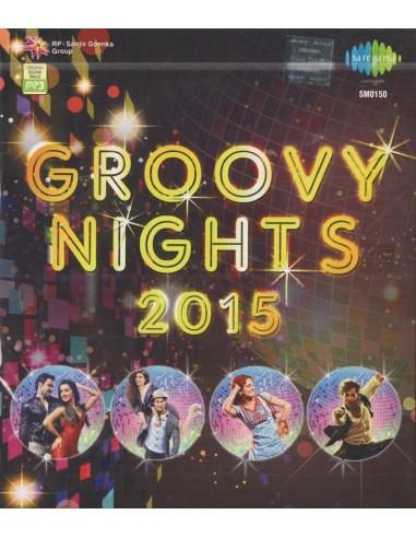 Groovy Nights 2015 (MP3)