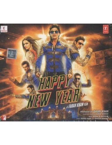 Happy New Year CD
