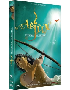 Arjun: The Warrior Prince DVD