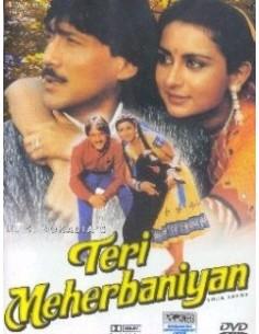 Teri Meherbaniyan DVD