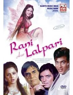 Rani Aur Lalpari DVD
