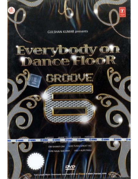 Everybody On Dance Floor - Vol 6 (DVD)