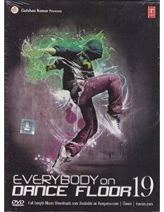 Everybody on Dance Floor 19 DVD