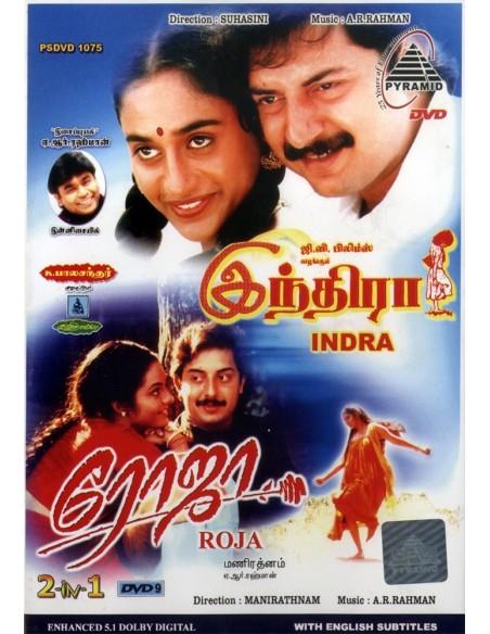 Indra / Roja (DVD)