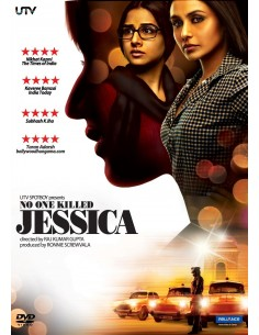No One Killed Jessica DVD