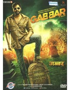 Gabbar Is Back DVD (FR)