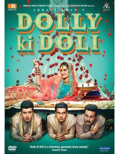Dolly Ki Doli DVD (FR)