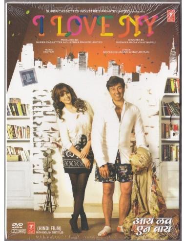 I Love NY DVD (FR)