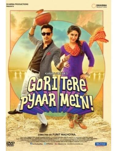 Gori Tere Pyaar Mein DVD (FR)