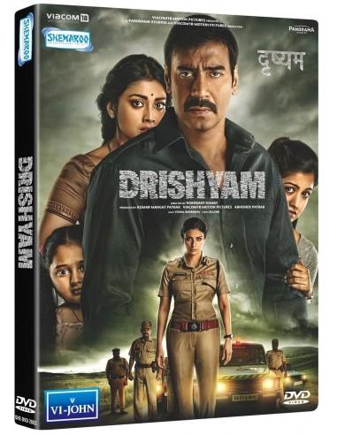 Drishyam DVD (FR)