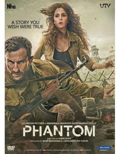 Phantom DVD (FR)