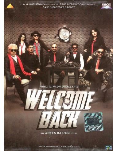 Welcome Back DVD (FR)