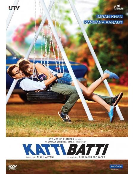 Katti Batti DVD (FR)