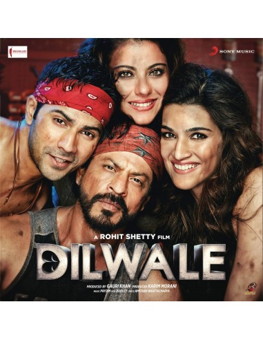 Dilwale CD