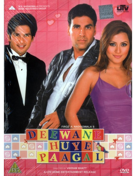 Deewane Huye Paagal DVD (Collector)