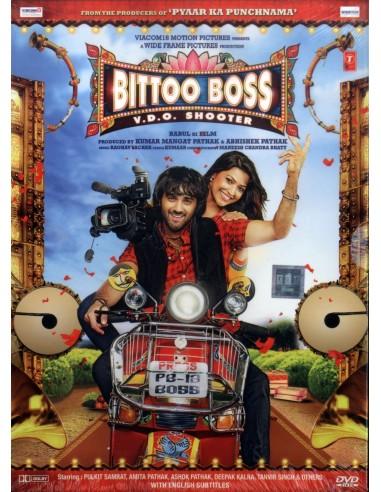 Bittoo Boss DVD (FR)