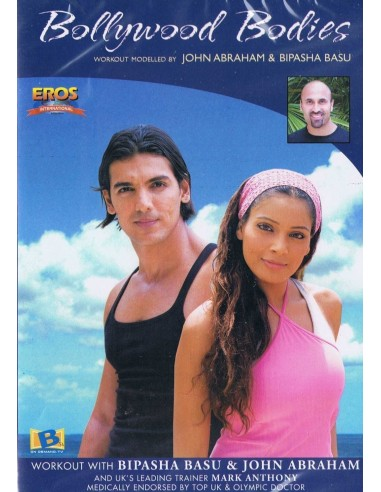 Bollywood Bodies - A Workout With John & Bipasha DVD