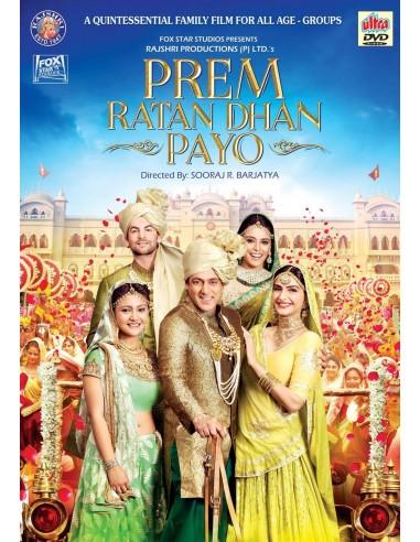 Prem Ratan Dhan Payo DVD