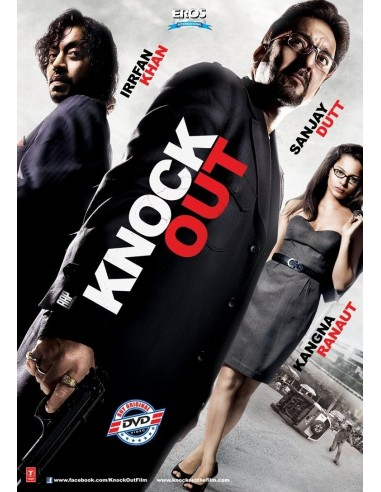 Knock Out DVD (FR)