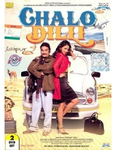 Chalo Dilli - Collector 2 DVD