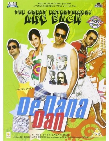 De Dana Dan DVD