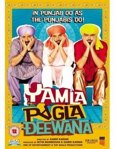 Yamla Pagla Deewana DVD (FR)