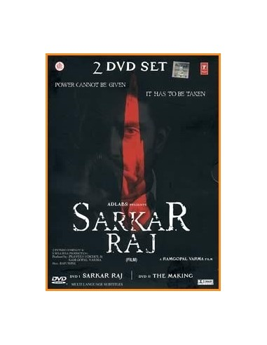 Sarkar Raj - Collector 2 DVD