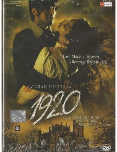 1920 DVD - Collector (FR)