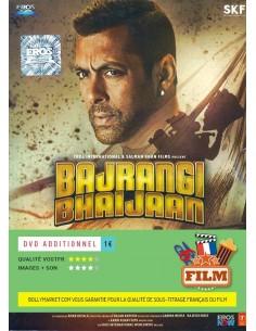 Bajrangi Bhaijaan DVD (FR)