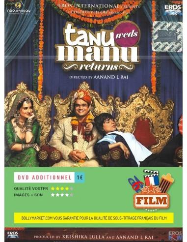 Tanu Weds Manu Returns DVD