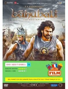 Baahubali: The Beginning DVD (FR)