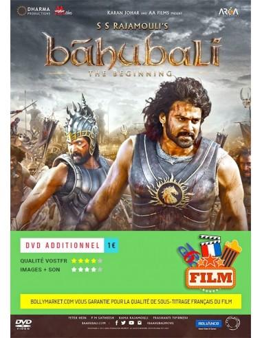 baahubali the beginning dvd disponible en fran ais dvdfr inclure film sous titr fran ais 1. Black Bedroom Furniture Sets. Home Design Ideas