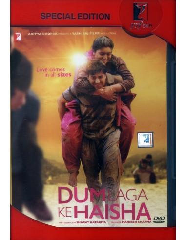 Dum Laga Ke Haisha - Collector 2 DVD (FR)