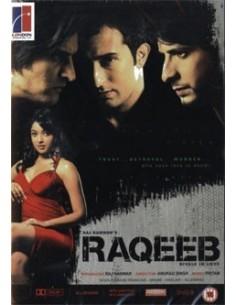 Raqeeb DVD