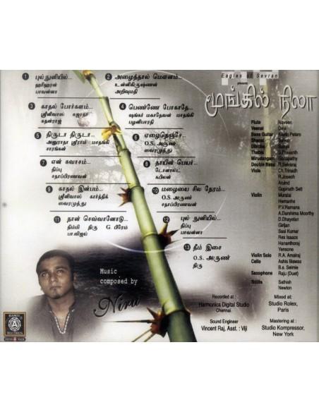 Moongil Nila CD