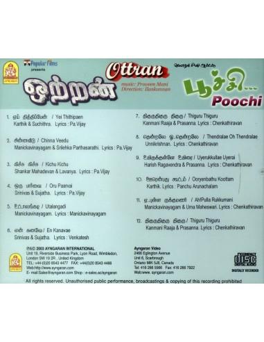 Ottran / Poochi (CD)