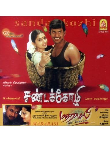 Sandakozhi / Madarasi (CD)