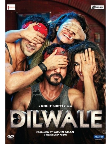 Dilwale DVD