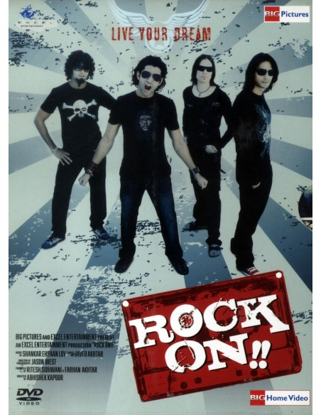 Rock On - Collector 2 DVD