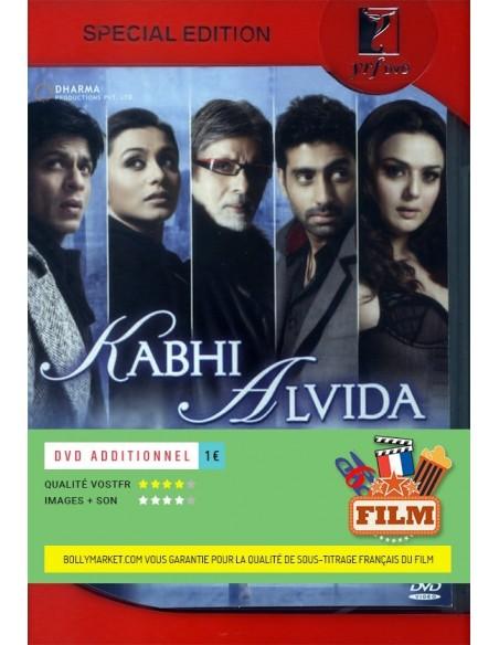 Kabhi Alvida Naa Kehna - Collector 2 DVD