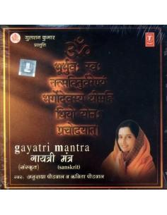 Gayatri Mantra (Sanskrit) CD