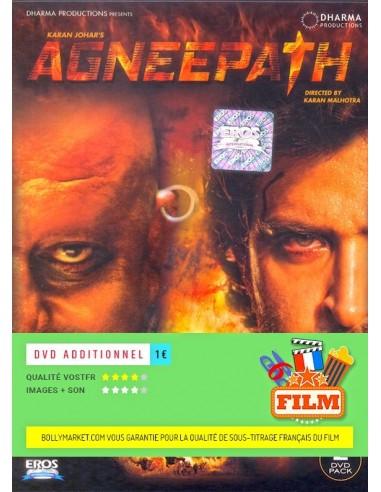 Agneepath DVD