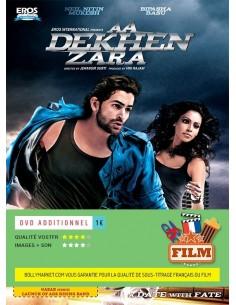 Aa Dekhen Zara DVD
