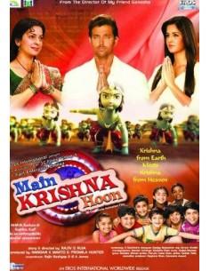 Main Krishna Hoon DVD