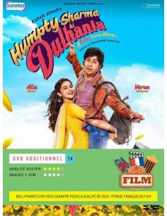 Humpty Sharma Ki Dulhania DVD (FR)