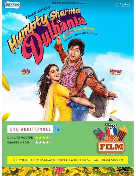 Humpty Sharma Ki Dulhania DVD