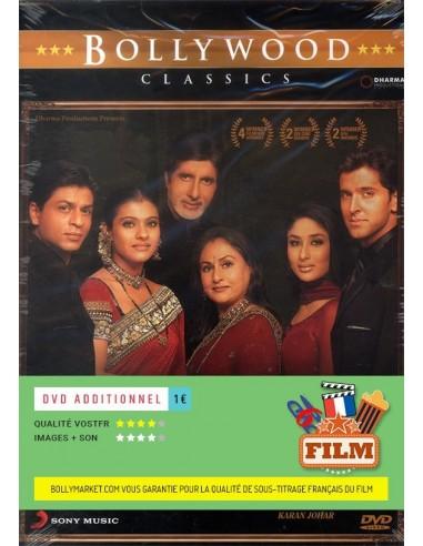 kabhi khushi kabhi gham film complet en arabe