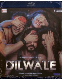Dilwale (Blu-Ray)