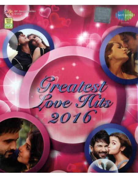Greatest Love Hits 2016 MP3