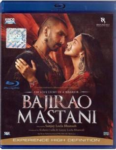 Bajirao Mastani (Blu-Ray)